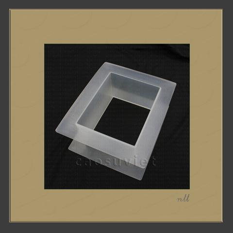 Flexible silicone coupling